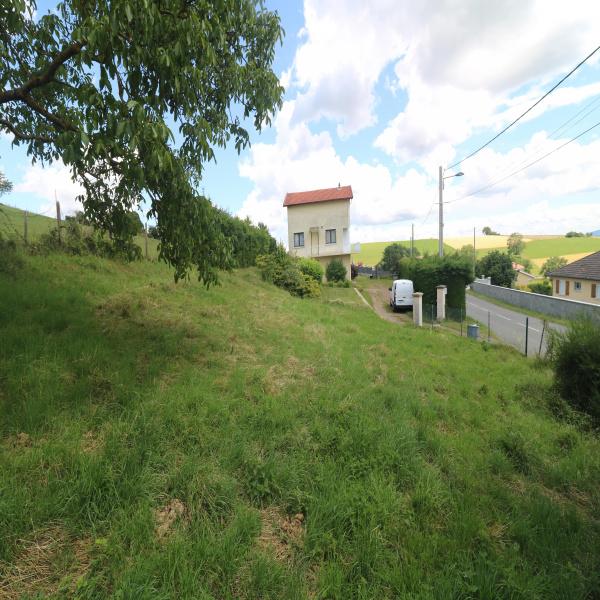 Offres de vente Terrain Saint-Christo-en-Jarez 42320