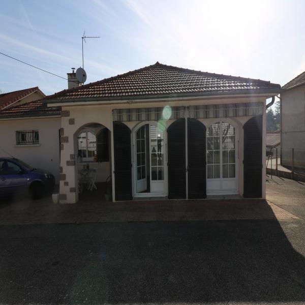 Offres de location Maison Sorbiers 42290