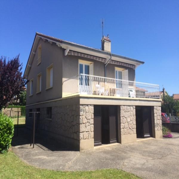 Offres de location Maison La Talaudière 42350